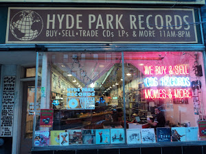 Hyde Park Records