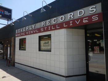 Beverly Rare Record Shop