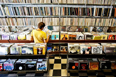 Dave's Records
