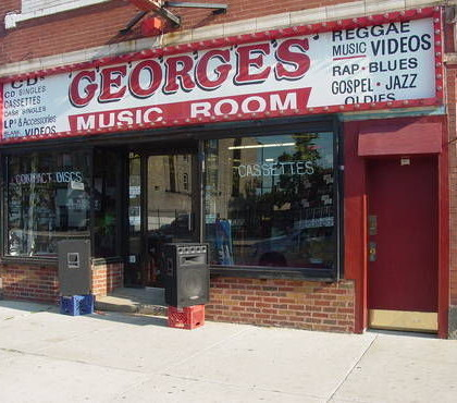 George's Music Room