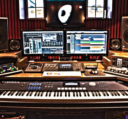 How To Set Up Your Own Home Recording Studio