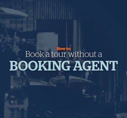 How to Book a Tour Without A Booking Agent
