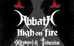 The Decibel Magazine Tour 2016 with Abbath & High on Fire