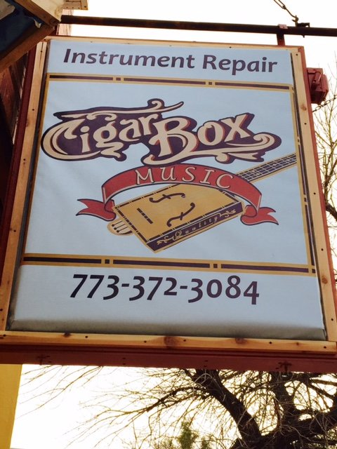 Cigar Box Music