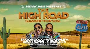 The High Road Summer Tour 2016