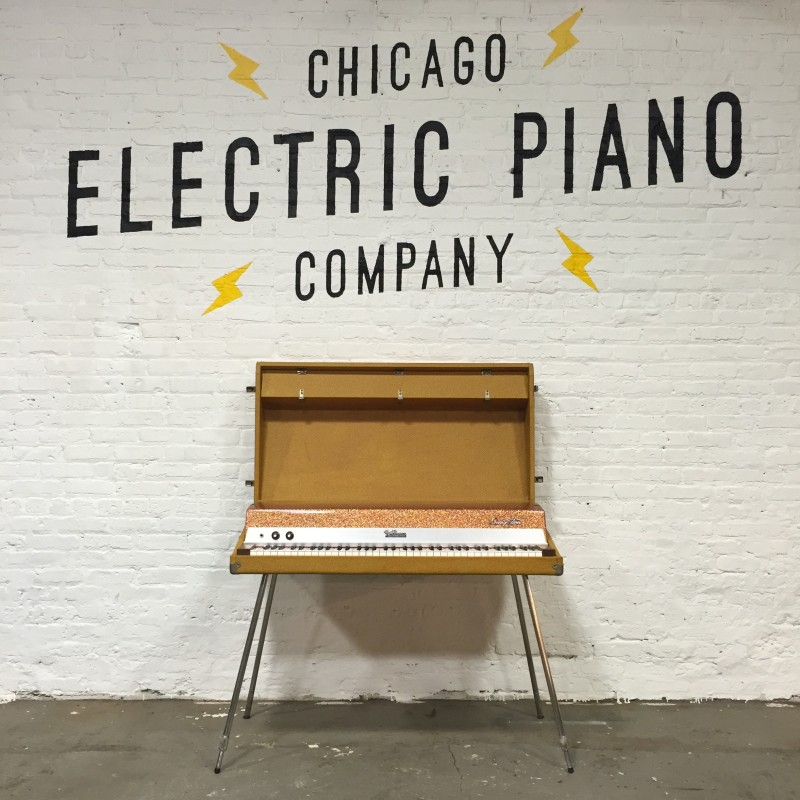 The Chicago Electric Piano Co.